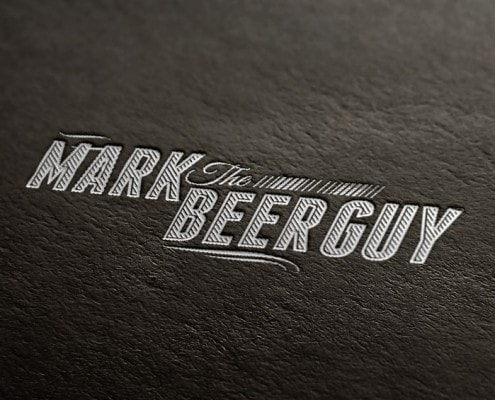 Mark the Beer Guy Logo