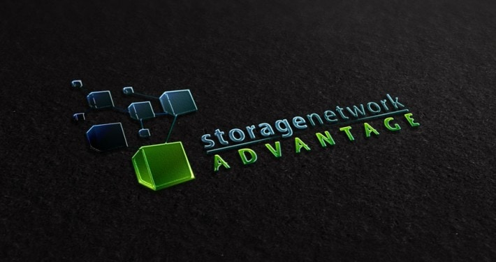 Storage Network Advantage Logo